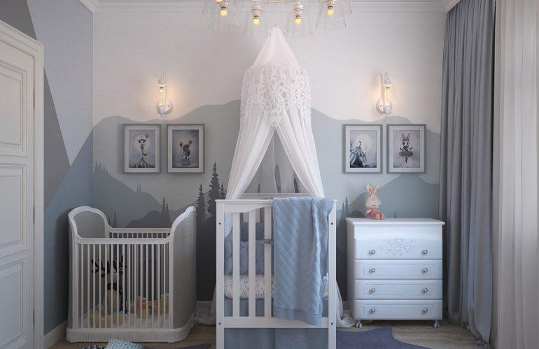 Comment bien décorer la chambre de bébé ?